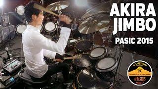VF Signature Artist Akira Jimbo performs during his clinic at PASIC...