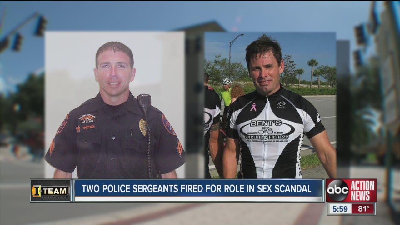 Two Lakeland police sergeants fired in wake of major sex scandal
