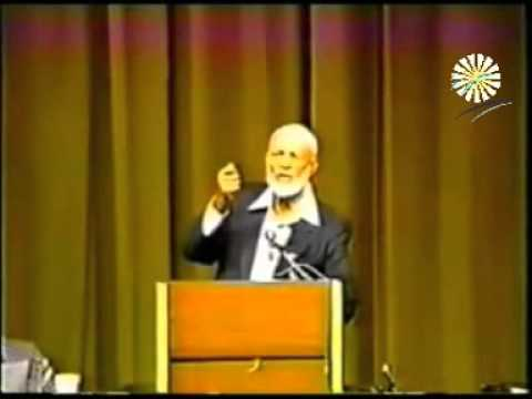 Why Comparative Religion  Ahmed Deedat   a debate   debates  | islam