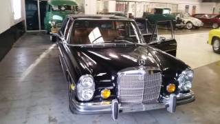 1972 Mercedes Benz 280SEL 4.5 4 Door Sedan