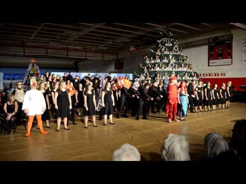 2016 Spaulding High School Christmas Village - Act 1
