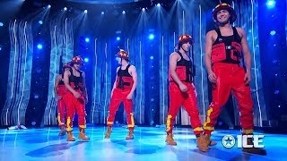 SYTYCD Top 5 Boys Sexy Firefighter Group Number | LIVE 8-12-19