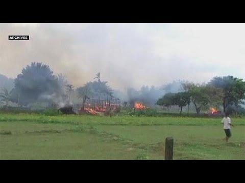 Мьянма: ООН видит в репрессиях рохинджа признаки преступления против человечности