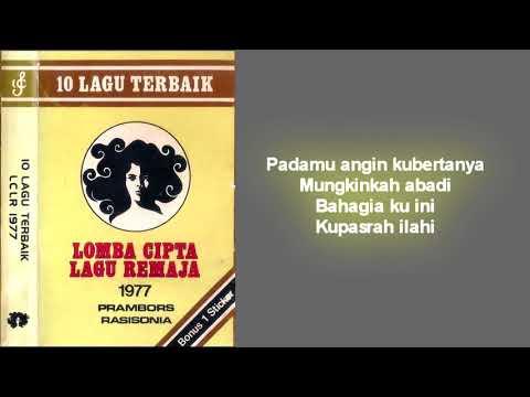 Dhenok Wahyudi & Jockie -  Dalam Kelembutan Pagi - LCLR 1977 (Lirik)