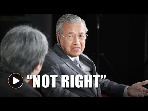 Mahathir: Act 355 rally politically motivated