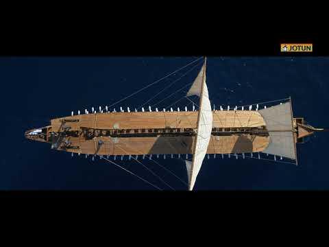 Protecting Tomorrow - The Athenian Trireme 'Olympias'