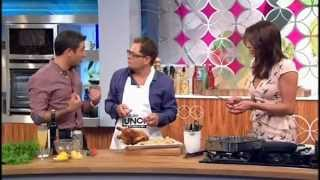 Alan Carr on Lets Do Lunch With Gino & Mel - 31st August 2012 - part 2 of 2 YouTube Videos