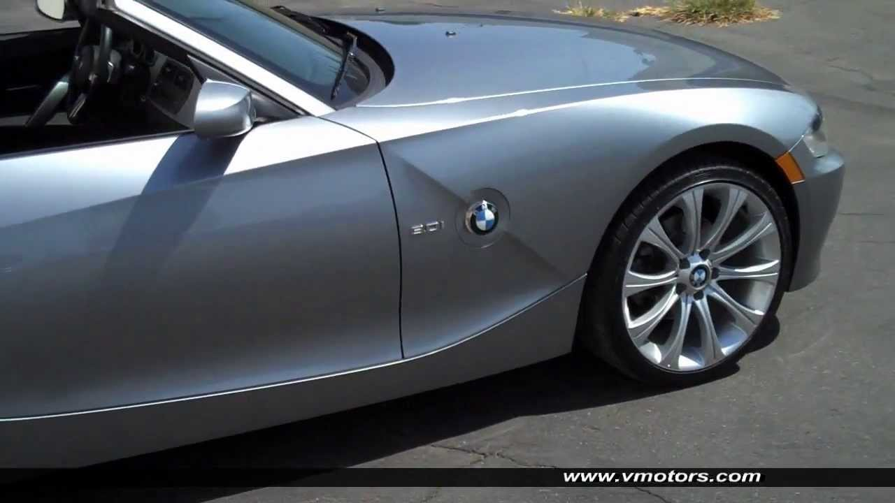 2006 Bmw Z4 3 0i 19 Quot M Wheels Youtube