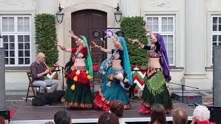 Orient w Warszawie: Adeb Chamoun Group & The Siren Society ATS® part2