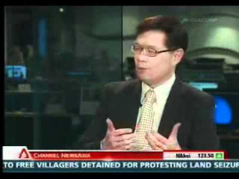 CNA-Asia Biz Tonight-1030pm-21Dec-Interview with Mr Eric Loh, CEO