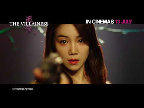 THE VILLAINESS Official Trailer   In Cinemas 13.07.2017