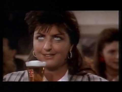 Tennents Lager - I've Got Mine 1989 UK Commercial