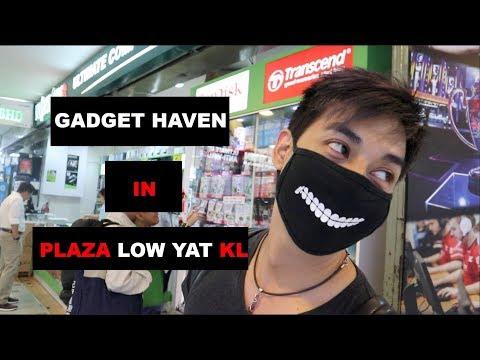 Gagdet Hunting in Low Yat Plaza, Bukit Bintang, Kuala Lumpur Malaysia