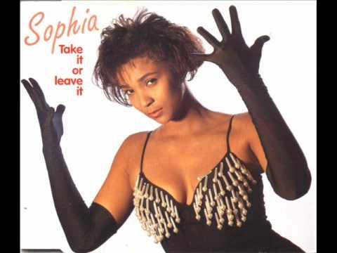 Download Sophia - Take it or leave it