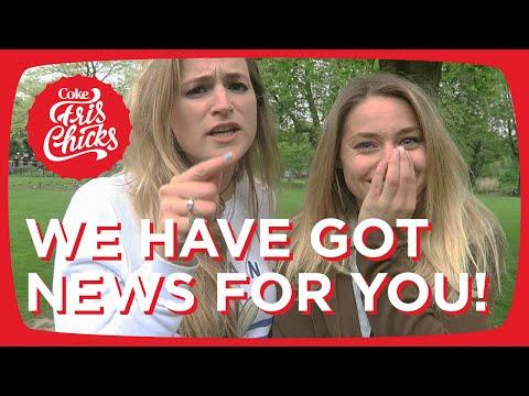 Je kijkt naar CokeTV?! – FrisChicks