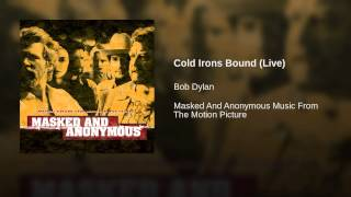 Cold Irons Bound (Live)