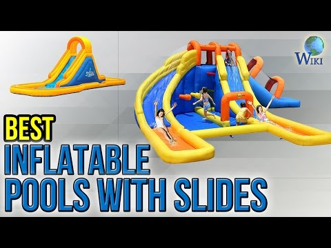 8-best-inflatable-pools-with-slides-2017