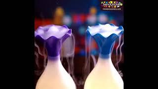 Ultrasonic Vase Shaped Aroma Essential Oils Diffuser
