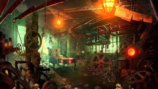 Rusted Gears and Toxic Air (Steampunk Ambiance)