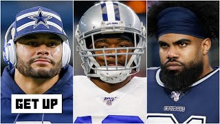 Is the Cowboys' talent overrated, properly rated or underrated? | Get Up