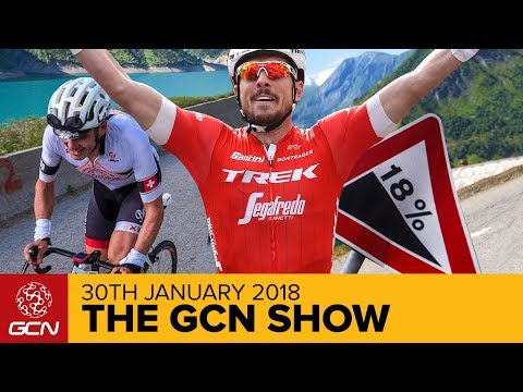 What Makes The Ultimate Bike Ride? | The GCN Show Ep. 264