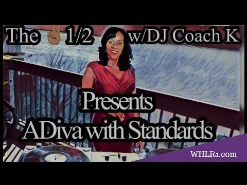 WHLR One Hotline Radio DJ Coach K  Interviews Mrs. Debra Clifton Mitchell