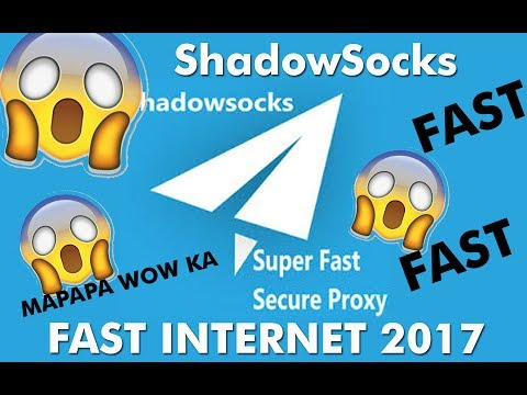 FREE INTERNET 2017-UPDATED JUNE 22, 2017  Shadowsocks Server and how to create account