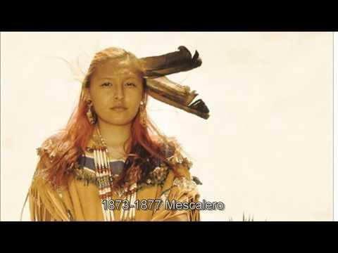 Mescalero Apache Indians