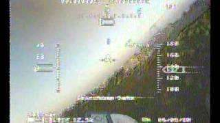 TwinStar II FPV vs FunJet - Mid-Air Collision