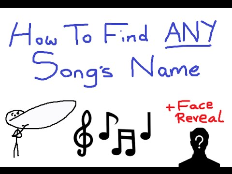 How To Find Any Songs Name (+ 2M Face Reveal)