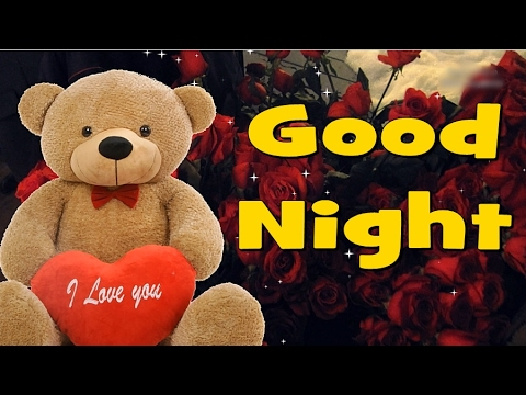 Good Night My Friend Sweet Dreams Beautiful Message Youtube