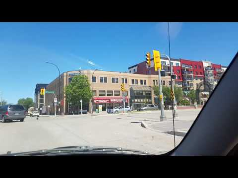 Touring Winnipeg with Kathe pt 1