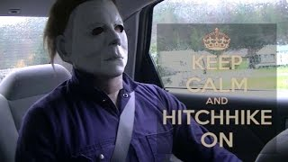 Michael Myers Hitchhiking