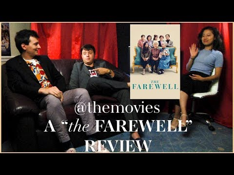"""@themovies - A """"the Farewell"""" Review"""