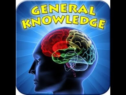 general knowlegde General knowledge test (gk) (082) the general knowledge test assesses the skills and knowledge all candidates need to begin effective careers as.