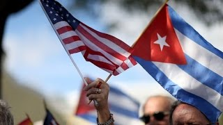 Cubans watch anxiously for Trump's next move., From YouTubeVideos