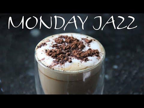 Monday Summer JAZZ - Positive Coffee Bossa Nova JAZZ Playlist For Morning,Work,Study