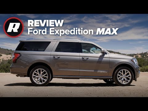Ford Expedition Max Platinum: Pushing the luxury limits | Review and Road Test