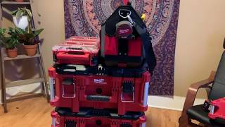 Milwaukee Packout System - Electricians Review