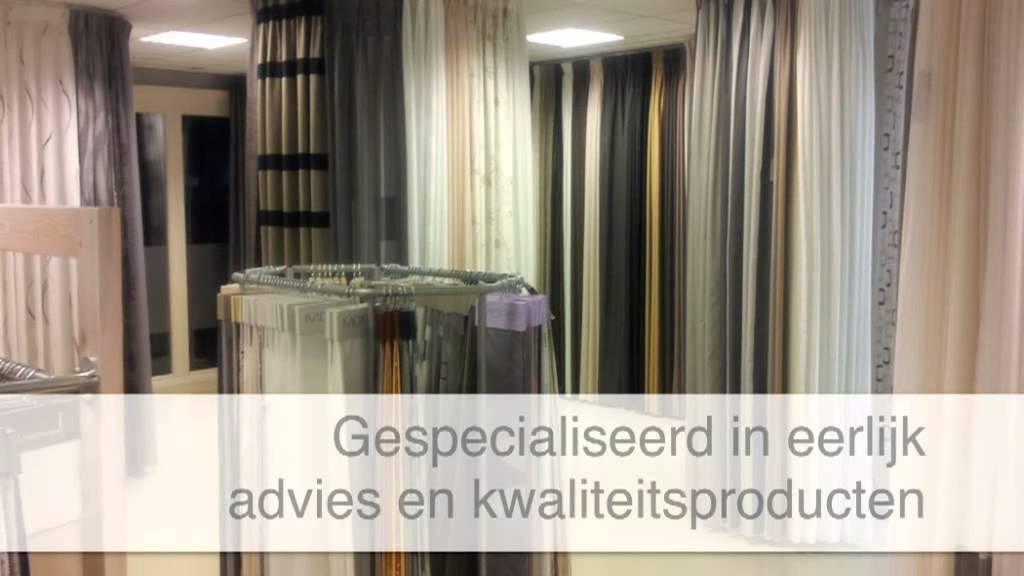 gordijnen - Klazienaveen Aga Gordijnen Atelier v.o.f. - YouTube