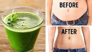Bedtime Drink to Burn Fat While You Sleep | Weight loss tips