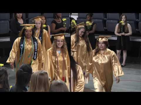 Topeka High 2016 Graduation