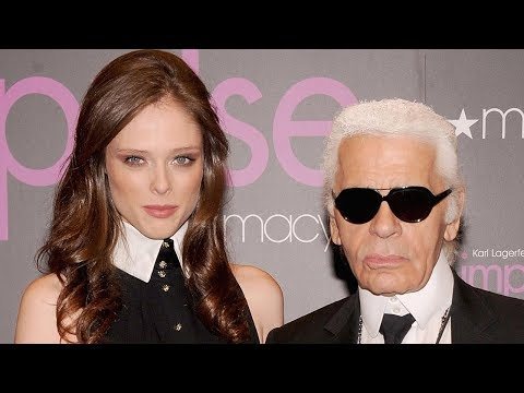 Karl Lagerfeld was the DNA of Chanel, says Coco Rocha