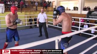 2015 3 kolo Katsudo open ligy   K1 +91 kg   Telek vs Vaculčiak   KO