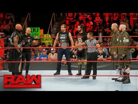 Raw's Tag Team division implodes: Raw, Sept. 18, 2017
