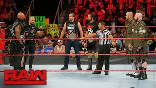 Raw's Tag Team division implodes: Raw, Sept. 18, 2017 thumbnail