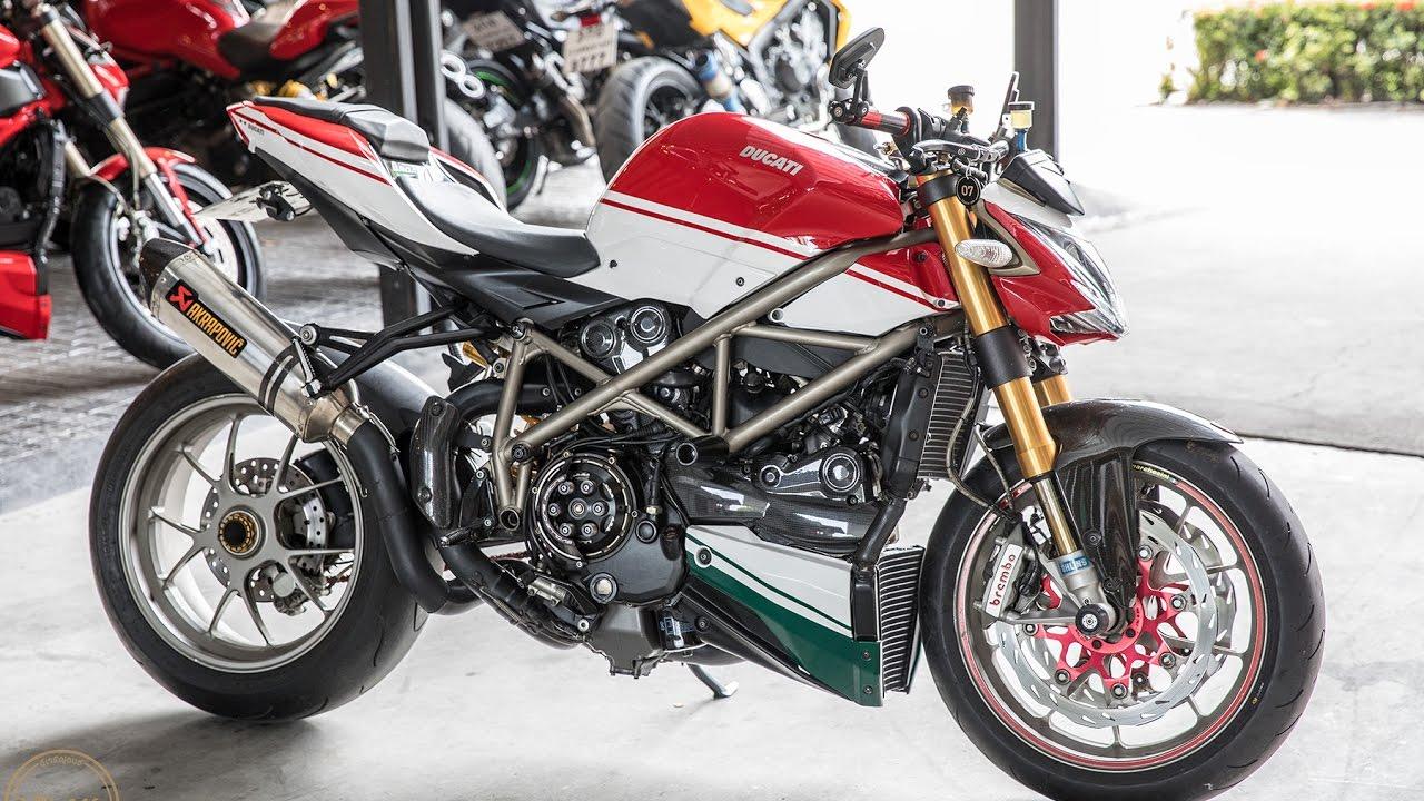 Ep 2 Ducati Streetfighter S