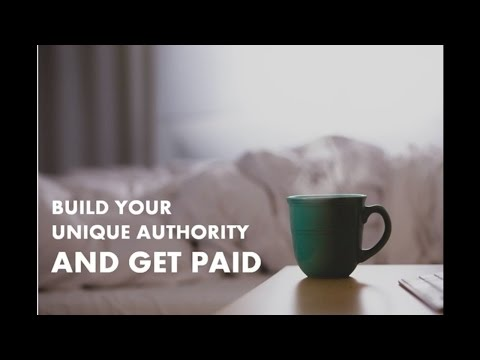 Stand Out: Build Your Unique Authority and Get Paid