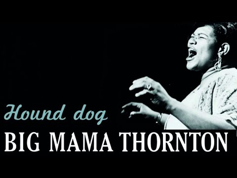 "Big Mama Thornton - Big Mama Thornton Sings ""Hound Dog"" and other Rhythm & Blues Hits"