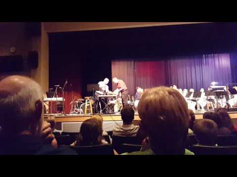 South range middle school 5th grade spring concert